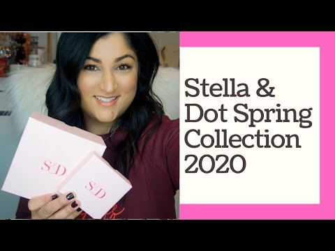 Stella & Dot Spring Collection 2020 - Part 1 Of 2
