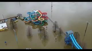 Severe Flooding Hits Indiana, Ohio and Kentucky