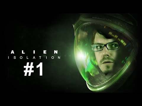 SPOOKY ADVENTURES IN SPACE (ALIEN: ISOLATION #1)