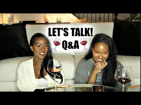 LET'S TALK! Q&A