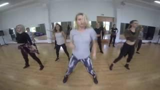 "Bishop Briggs ""River"" choreo by Kristina Pranyte @City Dance"