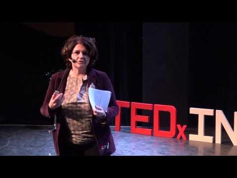 Pourquoi faut-il aimer les innovateurs ? : Corinne Lapras at TEDxINSA (French)