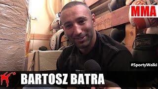 Bartosz Batra o walce Popek Monster vs Robert Burneika na KSW 39 2017 Video
