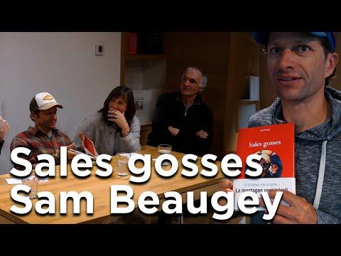 Sales gosses Sam Beaugey Editions Paulsen Guérin Chamonix Mont-Blanc littérature alpinisme montagne