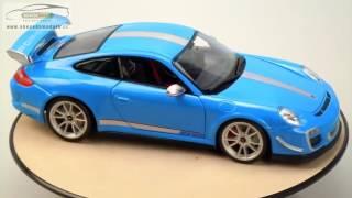 PORSCHE 911 GT3 RS 4.0 Bburago 1/18