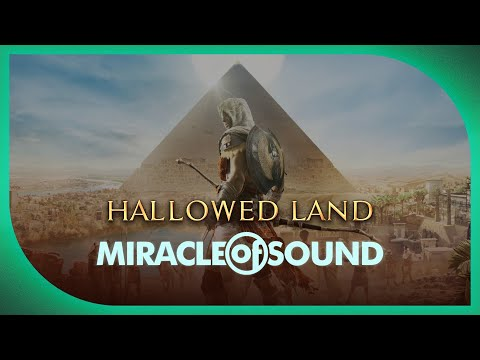 ASSASSIN'S CREED: ORIGINS SONG - Hallowed Land by Miracle Of Sound