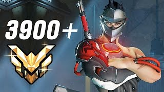 Irman - 3900 ranked [Overwatch]