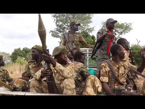 East African leaders push warring sides in South Sudan to revive peace