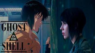 |ATV|  Ghost in the Shell (2017) Трейлер в стиле Аниме фильма 1995