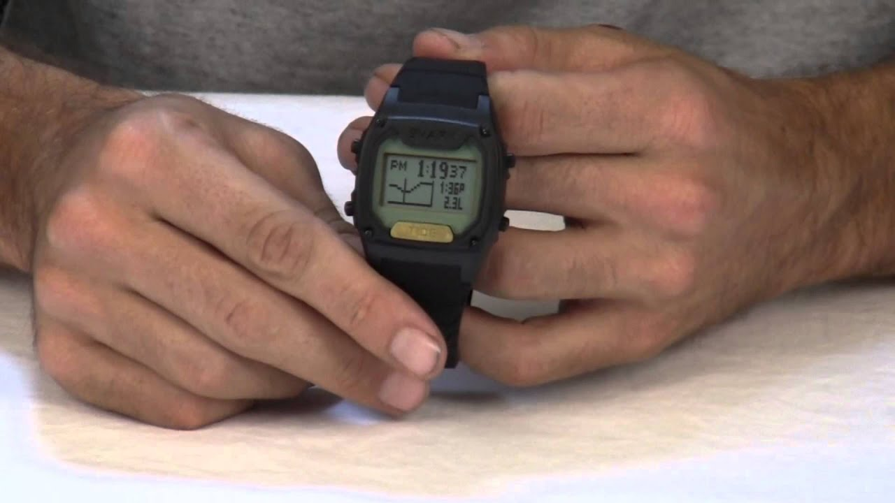 style shark classic tide watch review at surfboards com