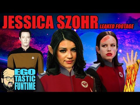Jessica Szohr Character Is Xelayan - Brent Spiner Cameo? Leaked Footage | TALKING THE ORVILLE