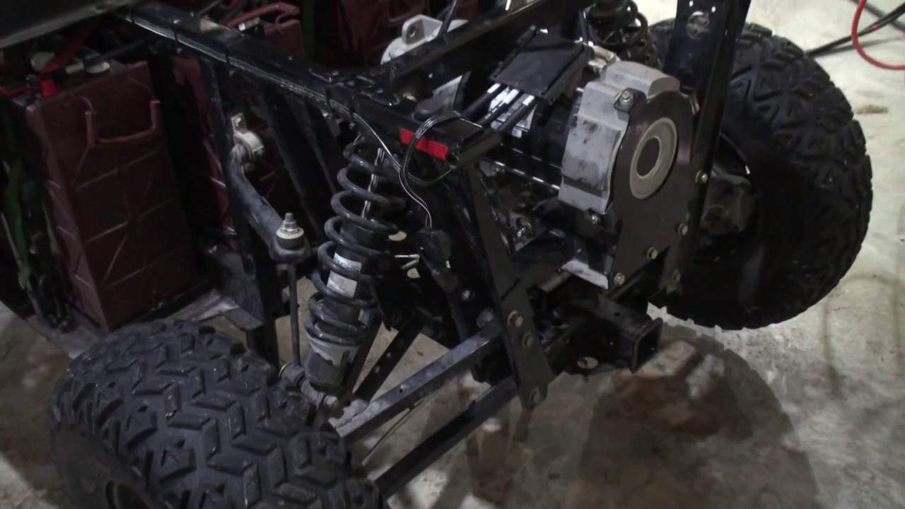 Polaris Ranger EV noise issue, Part1, shudder, rattling, shimmy, shaking,  vibration