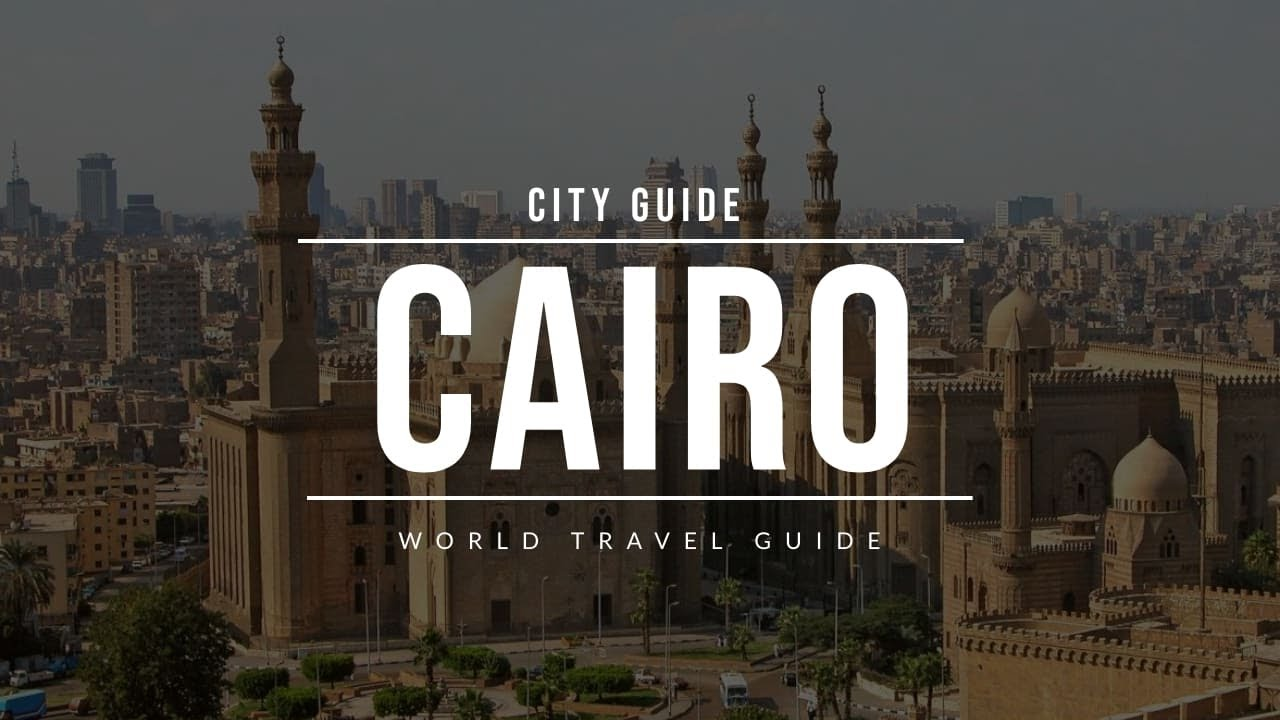 The Other Side of Cairo: Exploring Modern Egypt Travel Vlog