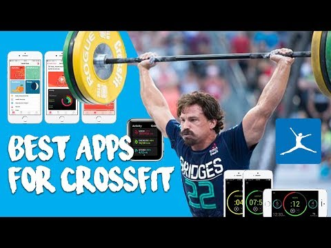 Best Apps For Crossfit in 2018