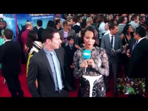 Marvel's Guardians of the Galaxy - on the red carpet with Skype