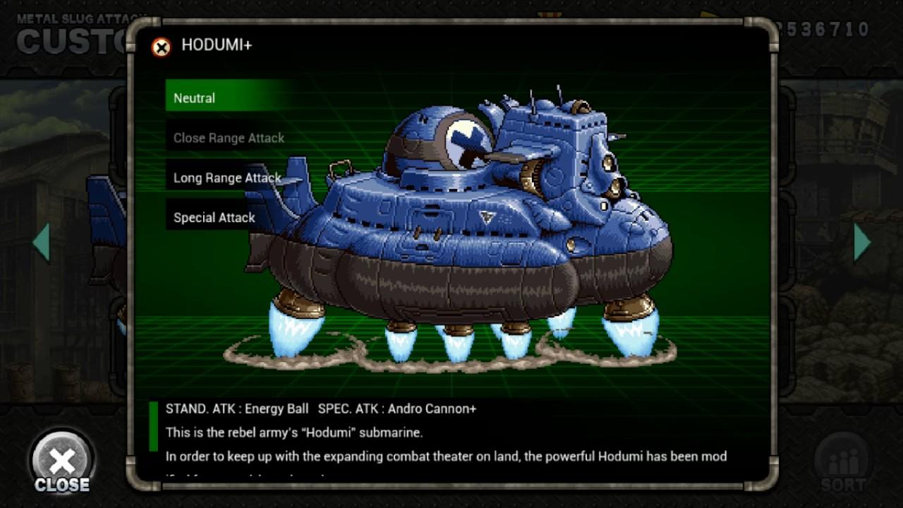Metal Slug X: Super Vehicle-001 PSX Version (Mission 5) Marco ...