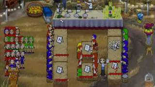Diner Dash: Seasonal Snack Pack - Hometown Harvest Level 7