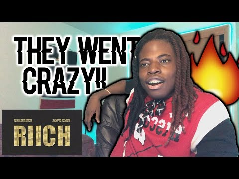 """DESIIGNER x DAVE EAST """"Riich"""" (OFFICIAL AUDIO) 