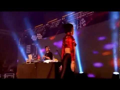 Azealia Banks - Liquorice (Hackney Weekend 2012)