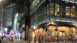 Hong Kong restaurants lose money and shed jobs