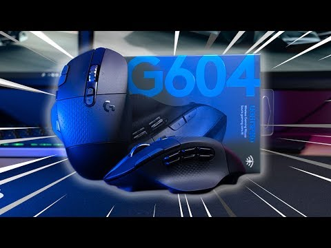 New Logitech G604 Wireless Gaming Mouse Review | Best MOBA Mouse