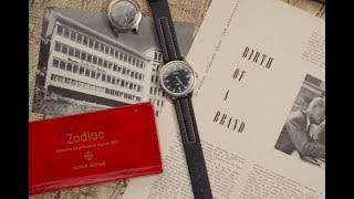 Zodiac Watches: Swiss made legacy  (Music Licensed)