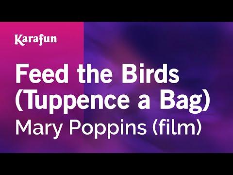 Karaoke Feed The Birds (Tuppence A Bag) - Mary Poppins (film) *