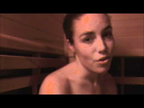"Infrared Sauna Sessions - ""I want to show you my legs!"""
