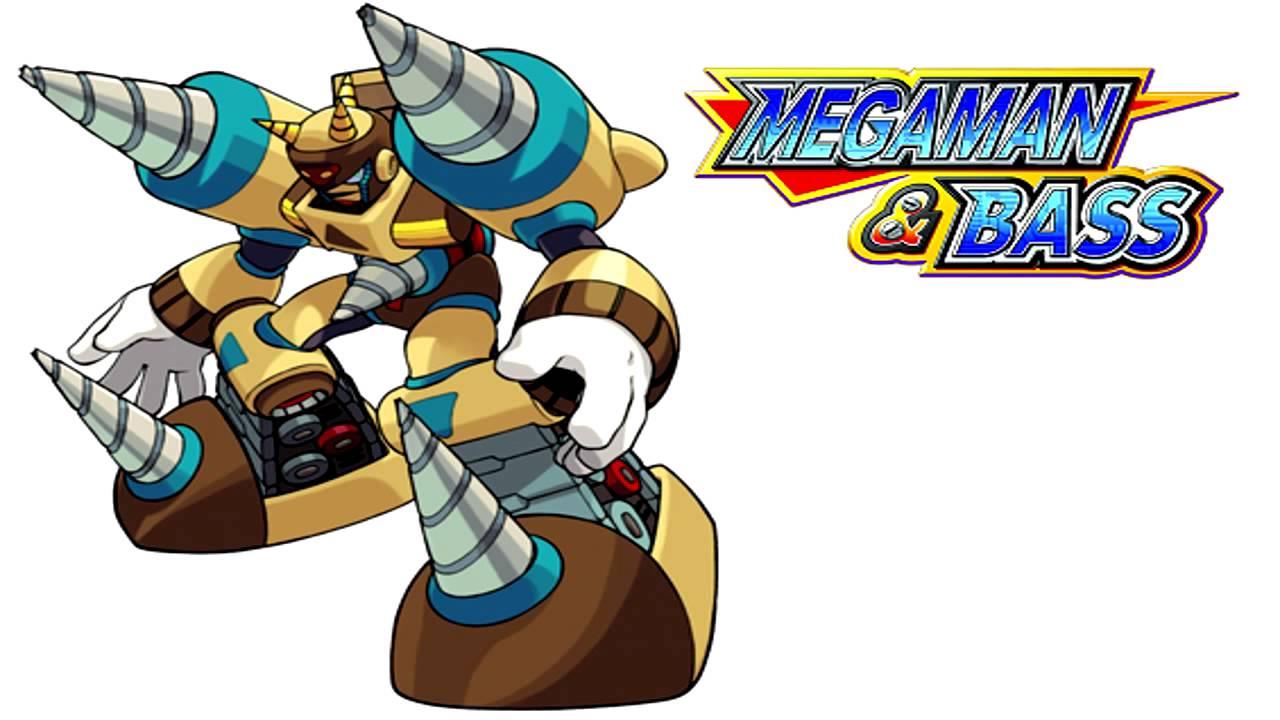 Mega Man Amp Bass Ground Man Stage Sega Genesis Remix Youtube