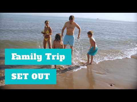 Get Inspired by the Family Travel Video Sample – FlexClip
