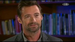 Hugh Jackman Talks about Cricket - A Very Interesting Interview