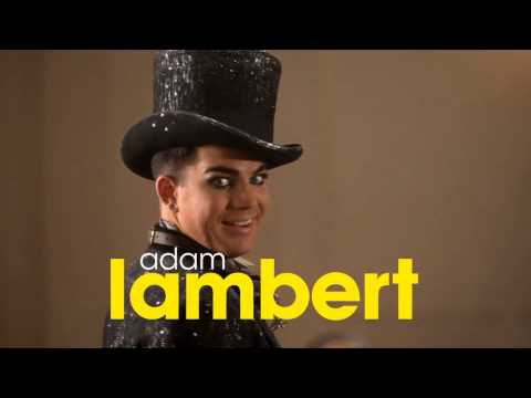 Adam Lambert - Marry The Night (Glee)