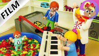 Playmobil Film polski | NOWY POKÓJ GIER W LUKSUSOWEJ WILLI - gdzie jest telewizor mamy? | Wróblewscy