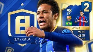 F8TAL TOTS NEYMAR  FIFA 17 ULTIMATE TEAM 2