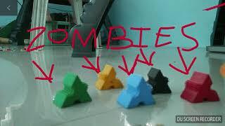 The Lego zombie apocalypse w/mixed toys Ep.3