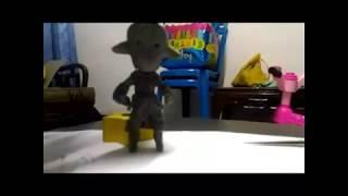 Miniomi Make a mini action figure ( cara membuat mini action figure )