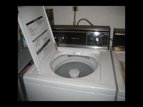 how to take apart a maytag washer
