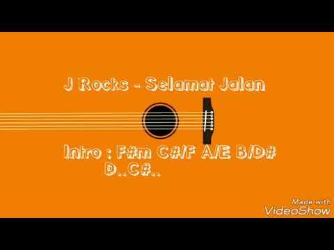 J-Rocks - Selamat Jalan | Chord + Lirik lagu