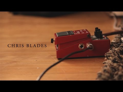 Chris Blades - Weird Fishes (Radiohead) Banjo Loop