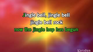 Glee - Jingle Bell Rock Karaoke
