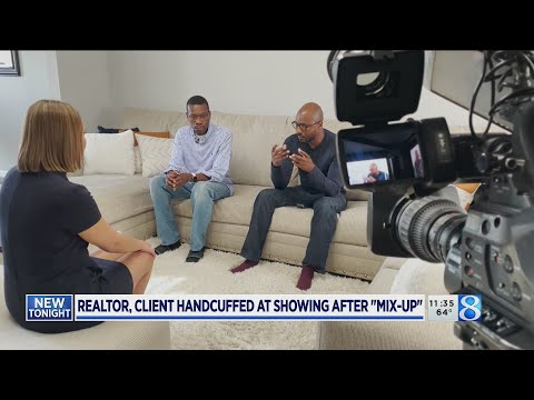 Realtor, client handcuffed at Wyoming home after 911 call
