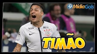 Video Gol Pertandingan SE Palmeiras vs Corinthians SP