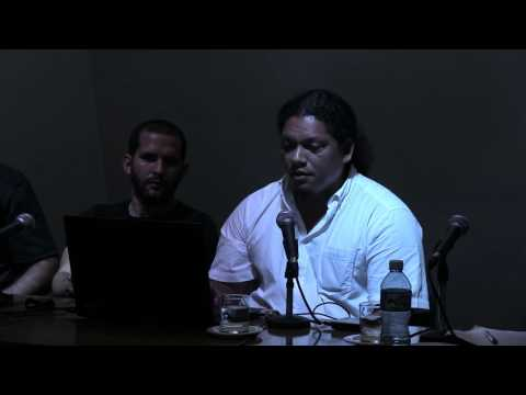 Dialogues in Cuban Art. Two-day symposium. Day 2, panel 2