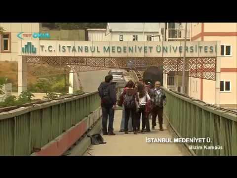 İstanbul Medeniyet Üniversitesi TRT Okul Bizim Kampüs Programı