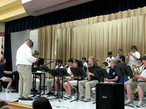 Chameleon-Folly Quarter Middle School Jazz