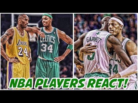 NBA Players React on Twitter to Paul Pierce Retirement! | NBA News & Highlights