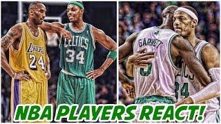 NBA Players React on Twitter to Paul Pierce Retirement!   NBA News & Highlights