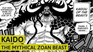 Kaido: The Mythical Zoan Beast | Teori