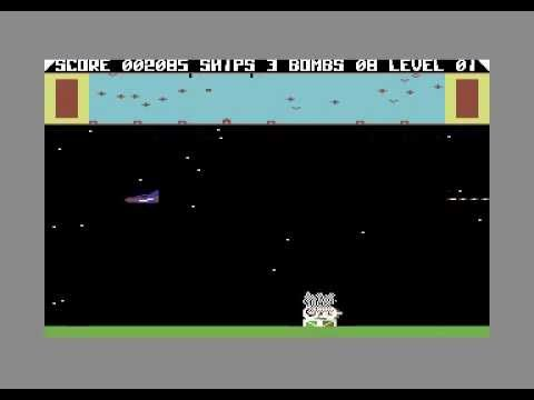 Commodore 64 defender and clone games part 1