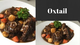 How To Cook Oxtail (Braised) | Jamaican Style | Lesson #16 | Morris Time Cooking